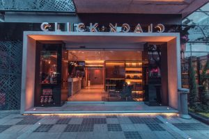 Click Clack Hotel, Bogotá, Colombia