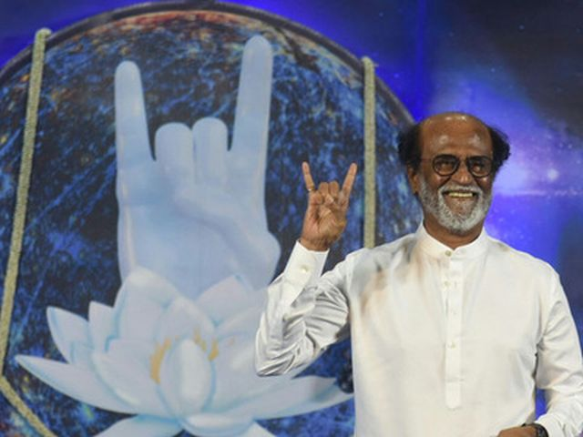 I will reveal my partys name before pongal says rajinikanth