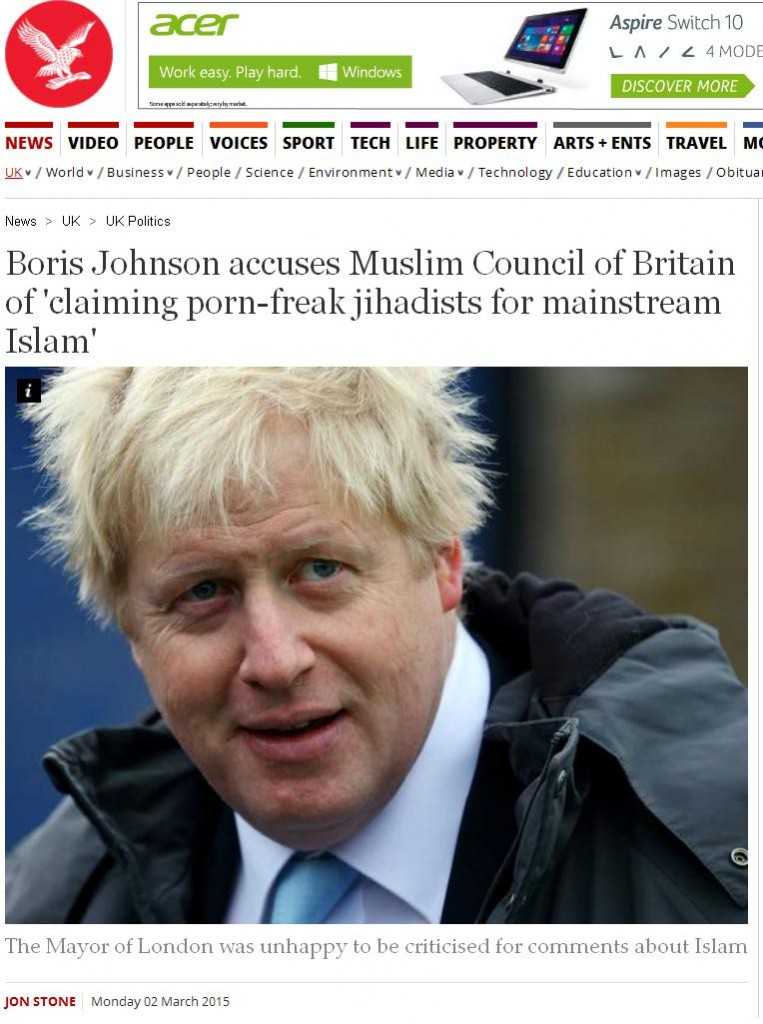 Are the Tories attacking Muslims to win votes? - The Muslim News