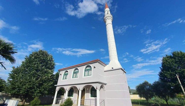 في قرية بارزاي بمحافظة اشكودرا، تم الانتهاء من أعمال بناء مسجد جديد.