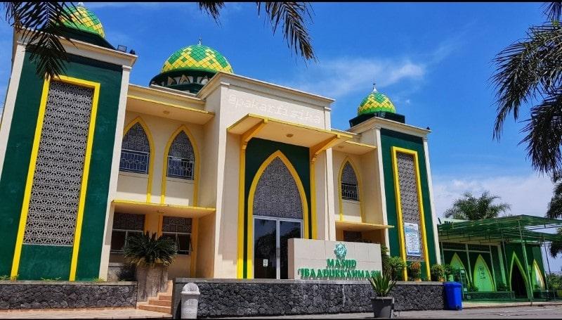 Masjid Ibaadurrahmaan, Goro Assalaam Kartasura