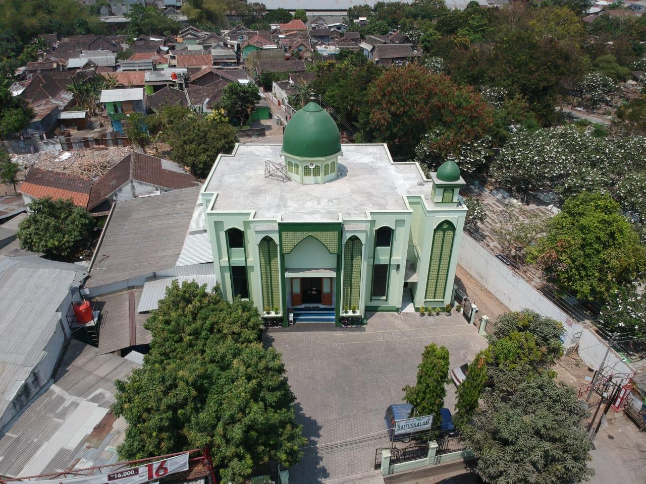 Masjid Jami Baitussalam Tipes Solo