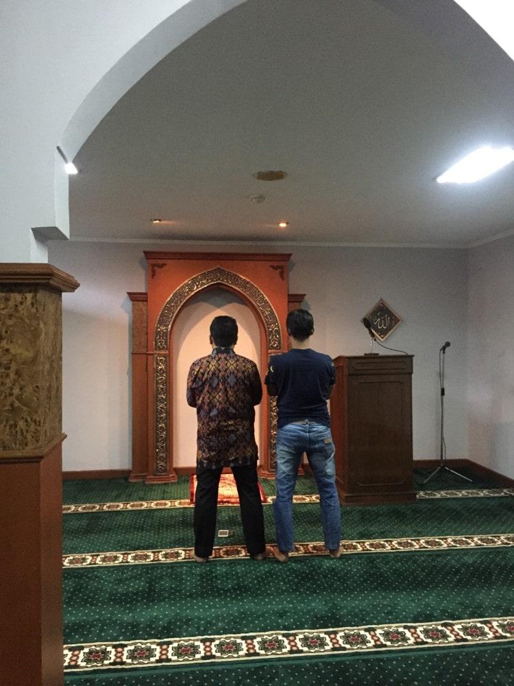 Review Masjid Taspen Tipes Solo