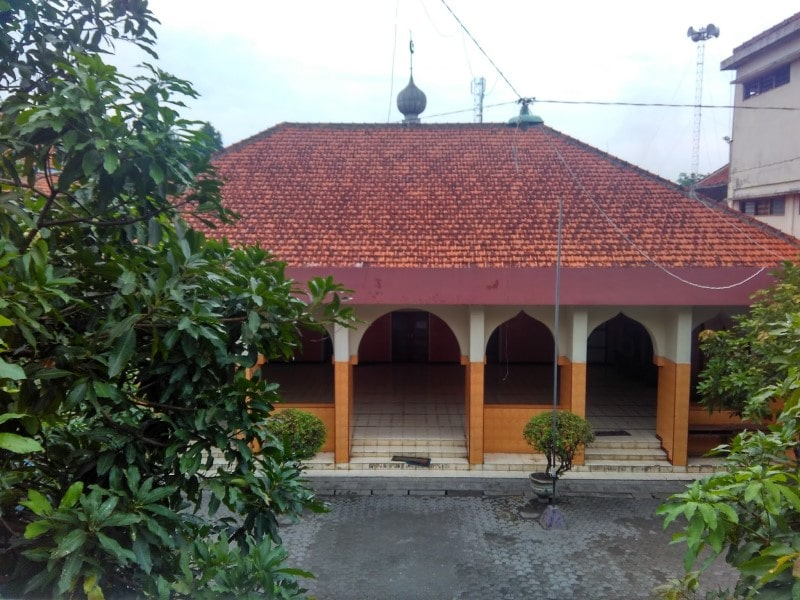 Sejarah Masjid Purwohutaman Kartosuro