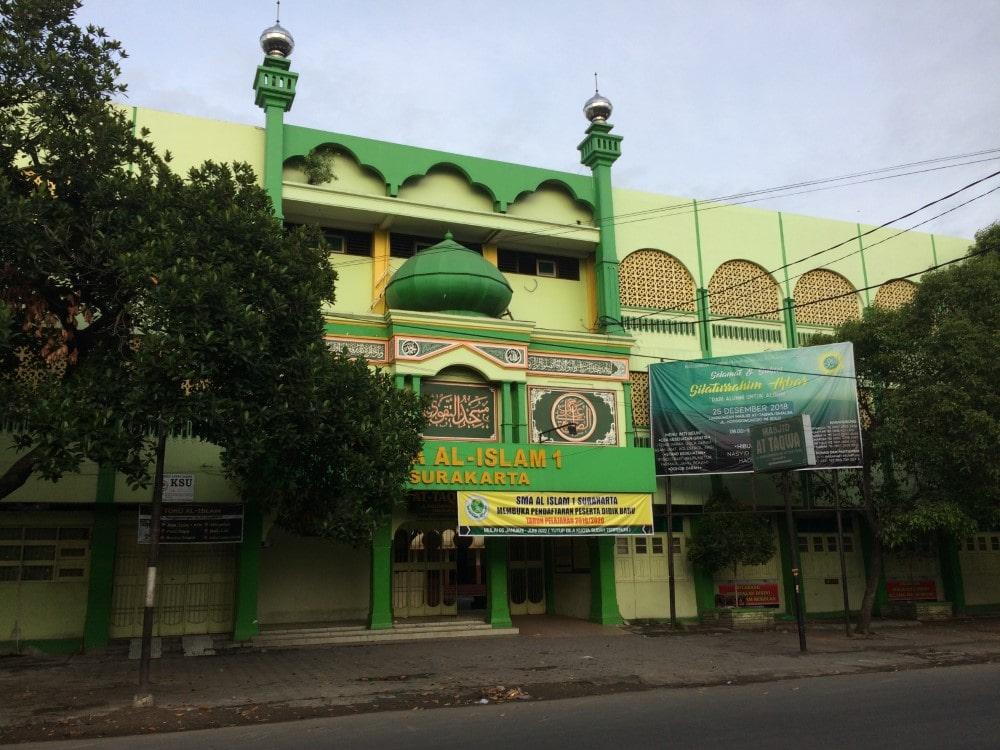 Smalsa SMA Al Islam 1 Surakarta Solo