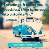 #travel #speech #quotes #muslimtravelgirl #nature #retro