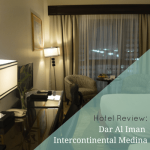 Hotel Review: Dar Al Iman Intercontinental Medina