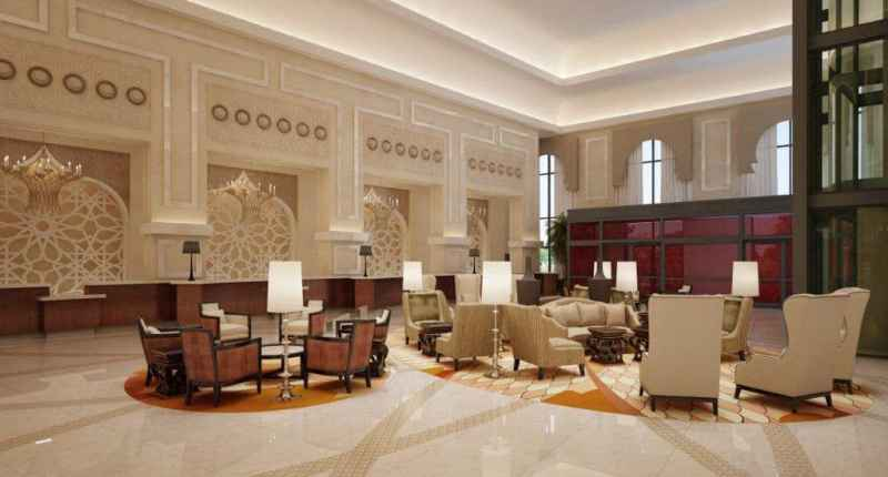 marriott makkah hotel