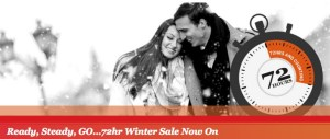IHG 72hr Winter Sale Now On -Rooms from £39 in the UK
