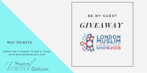 Win A Ticket to the London Muslim Lifestyle Show This Weekend