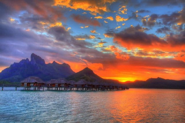 10 Reasons to visit Bora Bora