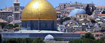 3 Exhilarating Reasons why visiting Jerusalem and Palestine Should be on your List
