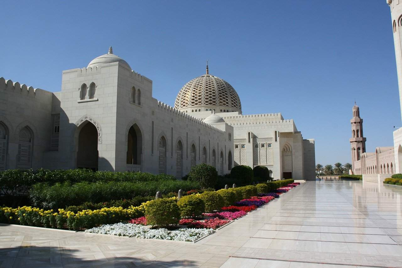 10 Beautiful Mosques Around the World to Add to your bucket list ...