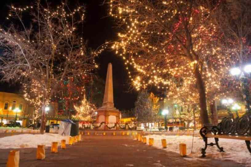 The Best Places To Spend Christmas, mexico