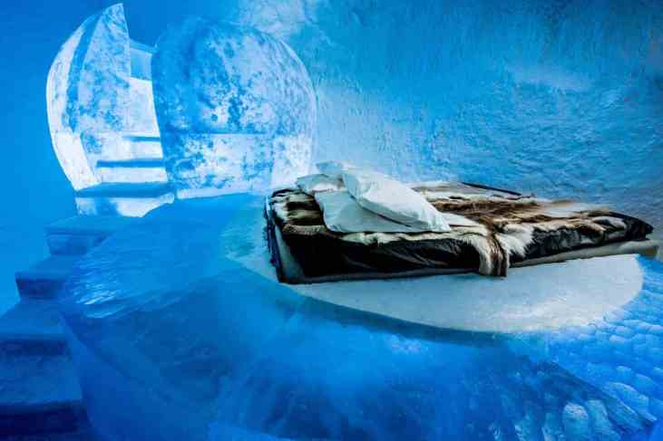 Unconventional Hotels for Extraordinary Experience