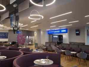 Review: Larnaca Executive Airport Lounge