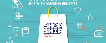 The Best Ever Competition for Free Lifetime Membership with Shop & Ship by Aramex plus a VIP Drifting Experience for Five Lucky Winners