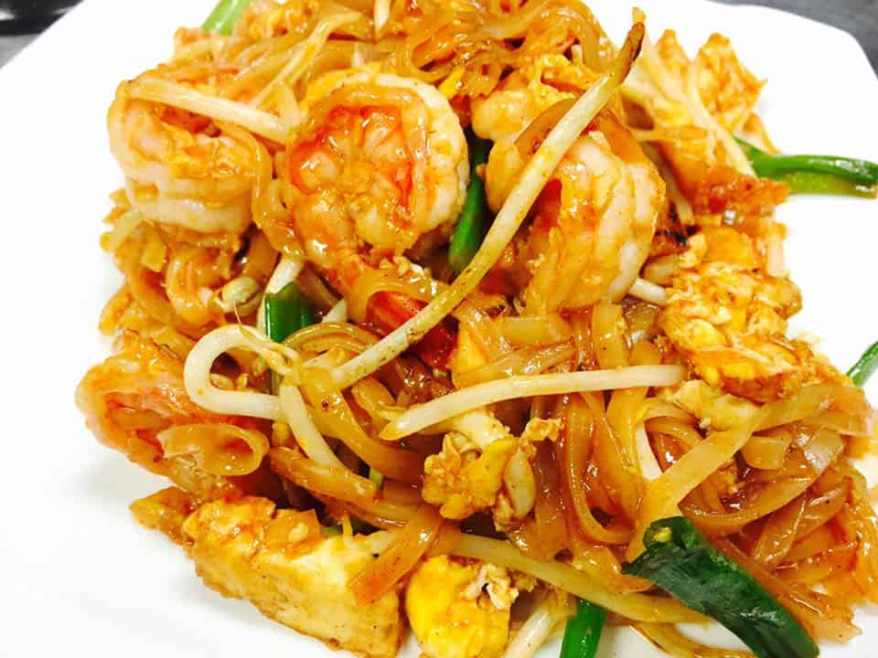 Halal Thai Restaurant In Fremont Ca