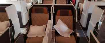 Oman Air Business Class Redemption with Etihad Miles – Jeddah to Muscat, the best deal ever!