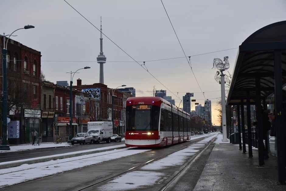 muslim-friendly toronto tram