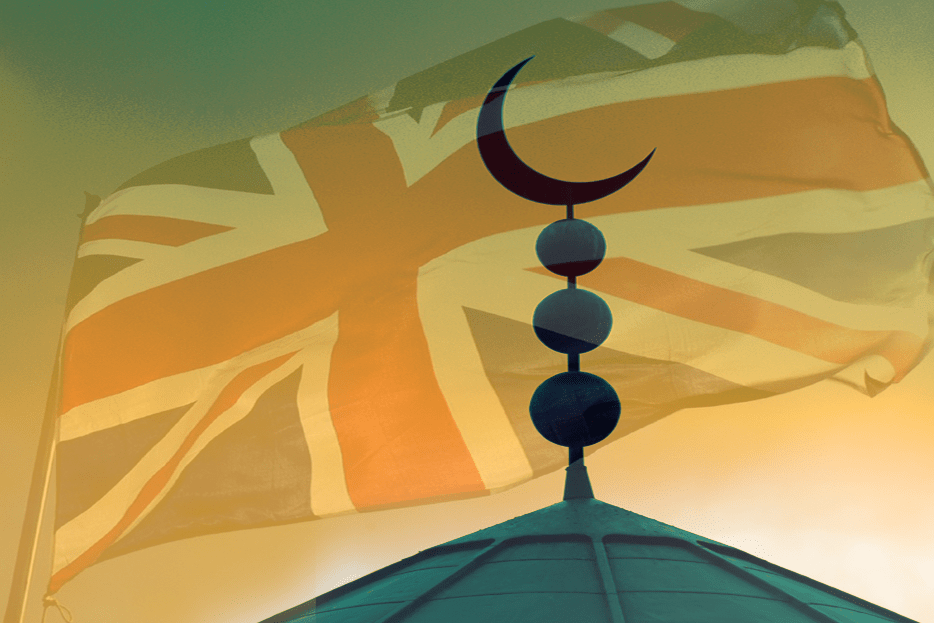 British Muslim or British and Muslim?