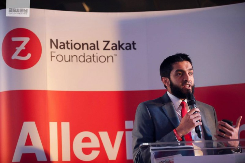 Iqbal Nasim, CEO National Zakat Foundation
