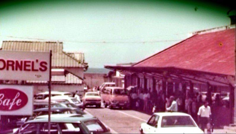 Cornel's, at Steuart Place, Colpetty. Image courtesy Cornel Perera