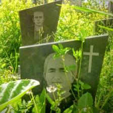 gruziński cmentarz