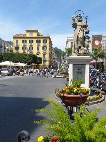 pomnik św. Antonino Abbate