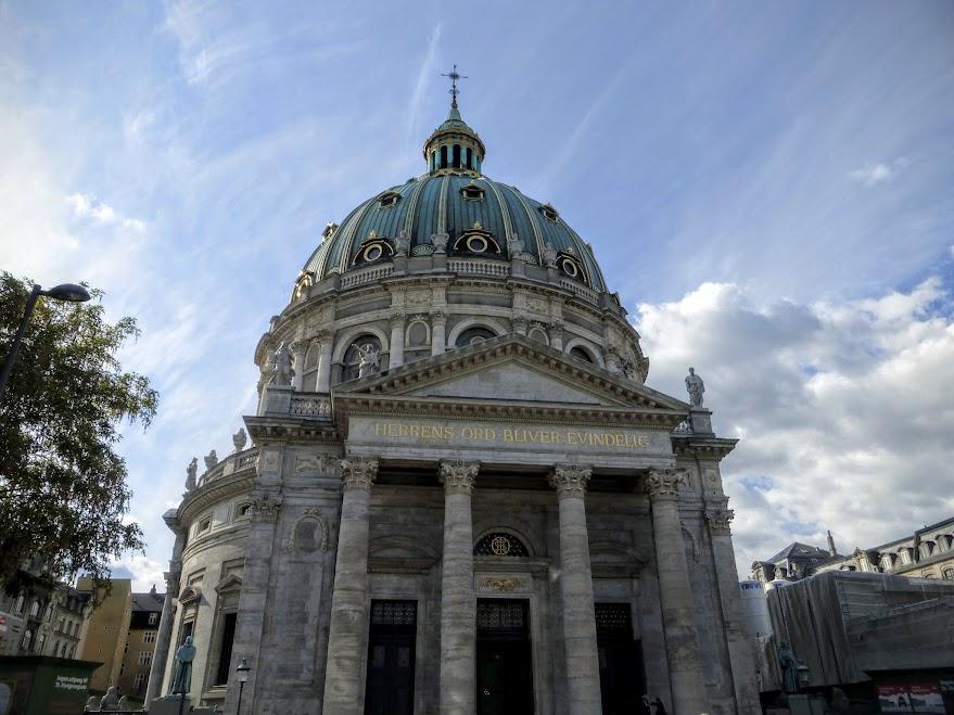 13. Kościół Fryderyka (Marmurowy)