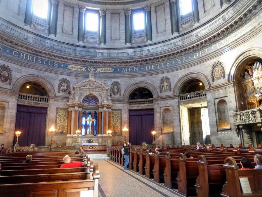14. Kościół Fryderyka (Marmurowy)
