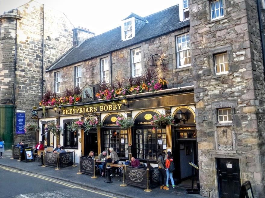 16. Edynburg - Greyfriars Bobby