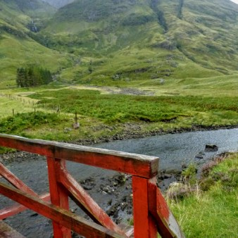 18. W drodze nad Loch Ness