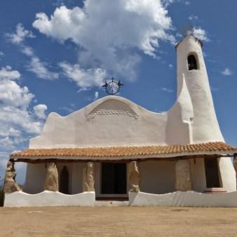 19. Porto Cervo - kościoł Stella Maris