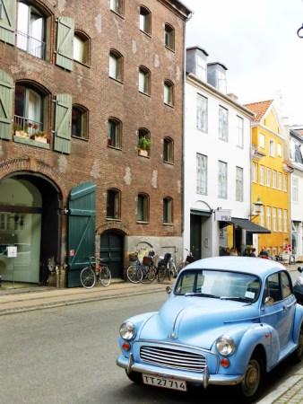 29. Ulica w Kopenhadze
