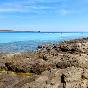 48. Stintino, plaża La Pelosa