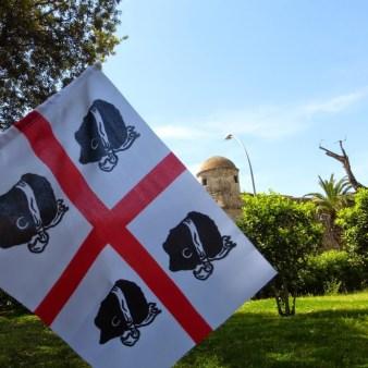61. Flaga Sardynii