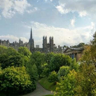 8. Edynburg