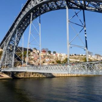 15. Widok na most Ludwika I