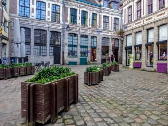 Place aux Oignons - w rzeczywistości wygląda jeszcze lepiej :)