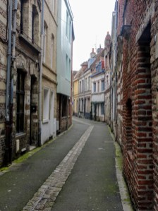 uliczka w lille