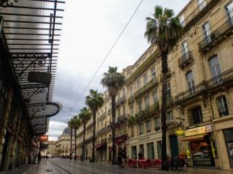 2-ulica w montpellier