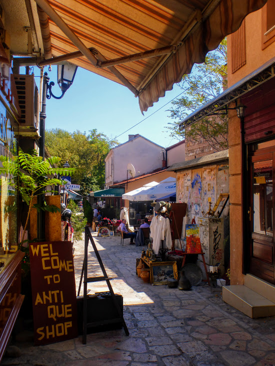 8. Stary bazar