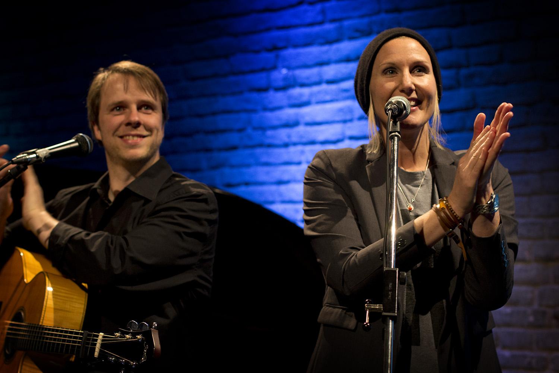 Nathan & Kleff (Foto: Peter Keller)