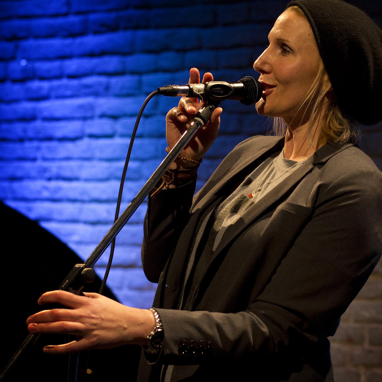 Kathie Kleff (Foto: Peter Keller)