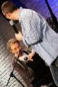 #open 9, #guest, Michi Sailer mit Host alex sebastian