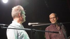 Hosts Michael Bohlmann und alex sebastian