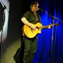 Sang sich an seine Frau mit ausdrucksstarker Stimme auf den dritten Platz: Holger Enghardt