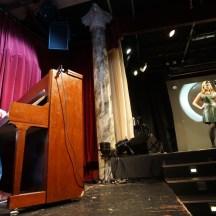 Holten sich Klavierverstärkung: Al Mutti