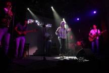 Sonja Zajontz mit der Alex Sebastian Band